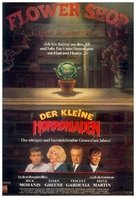 Little Shop of Horrors - German Movie Poster (xs thumbnail)