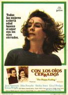 The Happy Ending - Spanish Movie Poster (xs thumbnail)