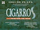 Smoke - Argentinian Movie Poster (xs thumbnail)