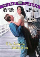 While You Were Sleeping - Italian DVD movie cover (xs thumbnail)
