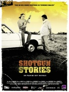 Shotgun Stories - French Movie Poster (xs thumbnail)
