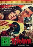 Columna - German DVD cover (xs thumbnail)