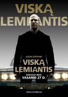Wild Card - Lithuanian Movie Poster (xs thumbnail)