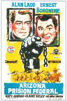 The Badlanders - Spanish Theatrical poster (xs thumbnail)