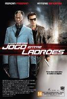 Thick as Thieves - Brazilian Movie Poster (xs thumbnail)