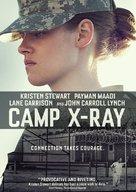 Camp X-Ray - DVD cover (xs thumbnail)