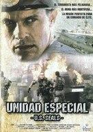 Frogmen Operation Stormbringer - Spanish Movie Cover (xs thumbnail)