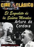 El esqueleto de la señora Morales - Mexican Movie Cover (xs thumbnail)