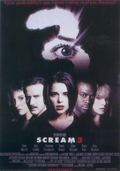 Scream 3 - Italian Movie Poster (xs thumbnail)