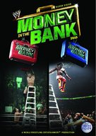 WWE Money in the Bank - DVD cover (xs thumbnail)