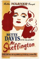 Mr. Skeffington - British Movie Poster (xs thumbnail)