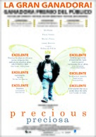 Precious: Based on the Novel Push by Sapphire - Argentinian Movie Poster (xs thumbnail)