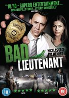 The Bad Lieutenant: Port of Call - New Orleans - British Movie Cover (xs thumbnail)