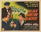 Alias Boston Blackie - Movie Poster (xs thumbnail)