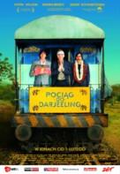 The Darjeeling Limited - Polish Movie Poster (xs thumbnail)