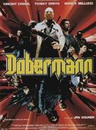 Dobermann - French Movie Poster (xs thumbnail)