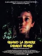 Where the River Runs Black - French Movie Poster (xs thumbnail)
