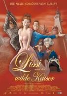 Lissi und der wilde Kaiser - German poster (xs thumbnail)
