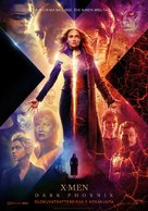Dark Phoenix - Finnish Movie Poster (xs thumbnail)