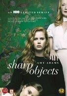 """Sharp Objects"" - Danish DVD movie cover (xs thumbnail)"