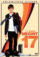 17 Again - Hungarian Movie Cover (xs thumbnail)