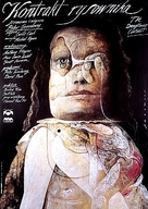 The Draughtsman's Contract - Polish Movie Poster (xs thumbnail)
