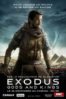 Exodus: Gods and Kings - French Movie Poster (xs thumbnail)