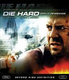 Die Hard: With a Vengeance - Blu-Ray movie cover (xs thumbnail)