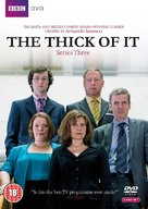 """The Thick of It"" - British DVD movie cover (xs thumbnail)"