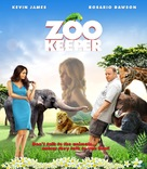 The Zookeeper - Blu-Ray movie cover (xs thumbnail)