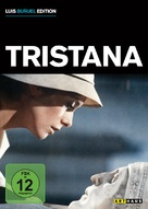 Tristana - German DVD cover (xs thumbnail)