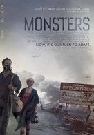 Monsters - Canadian Movie Poster (xs thumbnail)
