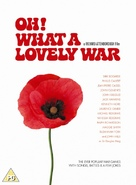 Oh! What a Lovely War - British DVD cover (xs thumbnail)