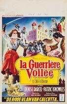 Flame of Calcutta - Belgian Movie Poster (xs thumbnail)