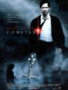 Constantine - French Movie Poster (xs thumbnail)