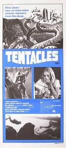 Tentacoli - Australian Movie Poster (xs thumbnail)