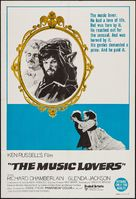 The Music Lovers - Movie Poster (xs thumbnail)