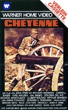 Cheyenne Autumn - German Movie Cover (xs thumbnail)