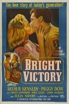 Bright Victory - Australian Movie Poster (xs thumbnail)