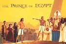 The Prince of Egypt - British Movie Poster (xs thumbnail)