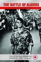 La battaglia di Algeri - British DVD cover (xs thumbnail)