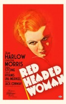 Red-Headed Woman - poster (xs thumbnail)
