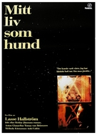 Mitt liv som hund - Swedish Movie Poster (xs thumbnail)
