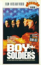 Toy Soldiers - German VHS movie cover (xs thumbnail)