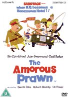 The Amorous Prawn - British DVD cover (xs thumbnail)