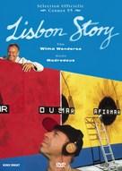 Lisbon Story - Polish DVD cover (xs thumbnail)