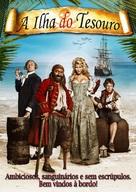 L'île au(x) trésor(s) - Brazilian Movie Cover (xs thumbnail)