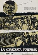 Bronenosets Potyomkin - Italian Movie Poster (xs thumbnail)
