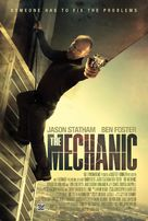The Mechanic - Canadian Movie Poster (xs thumbnail)