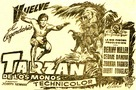 Tarzan, the Ape Man - Spanish Movie Poster (xs thumbnail)